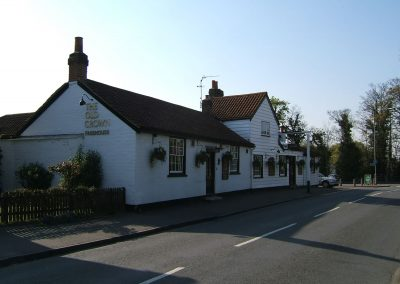 Weybridge Elmbridge Surrey Public House - Old Crown